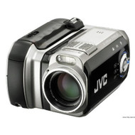 JVC Everio GZMC200 2MP 4GB Microdrive Camcorder W/10X Optical Zoom - EE680368