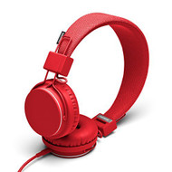 Urbanears Plattan On-Ear Headphones Tomato 4091011 Earphones Red 04091 - EE680540