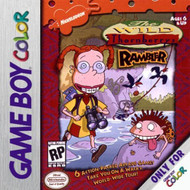 The Wild Thornberrys Rambler On Gameboy Color - EE680637