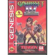 Gauntlet IV For Sega Genesis Vintage - EE680829