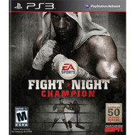 Fight Night Champion For PlayStation 3 PS3 Fighting - EE680994