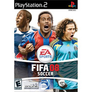 FIFA 08 For PlayStation 2 PS2 Soccer - EE681171
