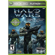 Halo Wars Platinum Hits For Xbox 360 Shooter - EE681348