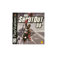 NBA Shootout 98 PlayStation For PlayStation 1 PS1 Basketball With - EE681491