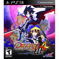 Disgaea 4: A Promise Unforgotten For PlayStation 3 PS3 RPG - EE681813