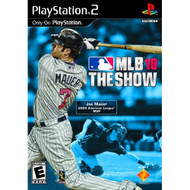 MLB 10 The Show For PlayStation 2 PS2 Baseball With Manual and Case - EE681672
