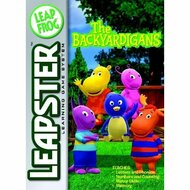 Leapfrog Leapster Learning Game Backyardigans For Leap Frog Arcade - EE682024