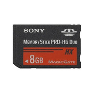 8G 8GB Memory Stick Pro-Hg Duo Hx Ms Magic Gate Card For Sony Camera - EE682148