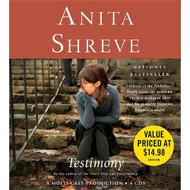 Testimony: A Novel By Shreve Anita Authors Hachette Reader On Audio - EE682543