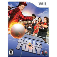 Balls Of Fury For Wii With Manual and Case - EE682806