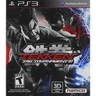 Tekken Tag Tournament 2 PS3 For PlayStation 3 Fighting - EE683069