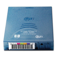 Case Of 2 HP Super Dlt Tape Ll Data Cartridge-Tape Cartridge Cleaning - EE683215