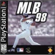 MLB '98 PlayStation For PlayStation 1 PS1 Baseball - EE683274