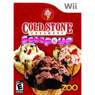 Cold Stone Creamery: Scoop It Up For Wii - EE683351