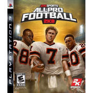 All Pro Football 2K8 For PlayStation 3 PS3 - EE683486