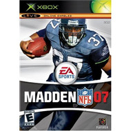 Madden NFL 07 Xbox For Xbox Original Football - EE683509