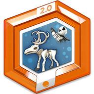 Disney Infinity 2.0 Disney Originals Rare Orange Power Disc Jack - EE683709