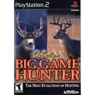Cabela's Big Game Hunter For PlayStation 2 PS2 - EE684366