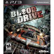 Blood Drive For PlayStation 3 PS3 Fighting - EE684443