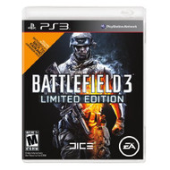 Battlefield 3: Limited Edition For PlayStation 3 PS3 Shooter - EE684546