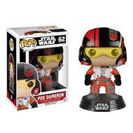 Lnm Funko Pop! Star Wars Poe Dameron Vinyl Collectible #62 Toy - EE684713