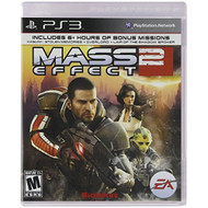 Mass Effect 2 For PlayStation 3 PS3 Shooter - EE684829