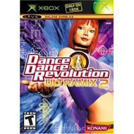 Dance Dance Revolution Ultramix 2 Xbox For Xbox Original Music With - EE685256