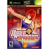 Dance Dance Revolution Ultramix For Xbox Original With Manual And Case - EE685300
