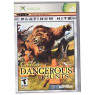 Cabela's Dangerous Hunts Xbox For Xbox Original - EE685306