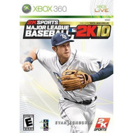 MLB 2K10 By 2K For Xbox 360 Baseball - EE685365