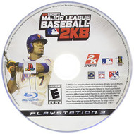 Major League Baseball 2K8 For PlayStation 3 PS3 With Manual And Case - EE678372