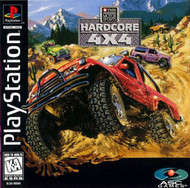 TNN Motorsports Hardcore 4X4 For PlayStation 1 PS1 Racing - EE685510