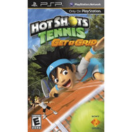 Hot Shots Tennis: Get A Grip For PSP UMD With Manual And Case - EE685659