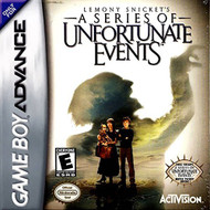 Lemony Snicket's A Series Of Unfortunate Events For GBA Gameboy - EE685743