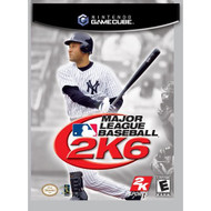 Major League Baseball 2K6 For GameCube With Manual and Case - EE685790