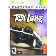 Test Drive For Xbox Original Racing - EE686055