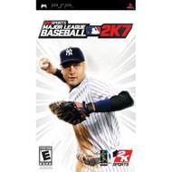 Major League Baseball 2K7 Sony For PSP UMD - EE686177