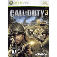 Call Of Duty 3 For Xbox 360 COD Shooter - EE686278