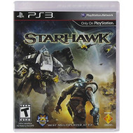 PS3 Starhawk For PlayStation 3 Shooter - EE686646