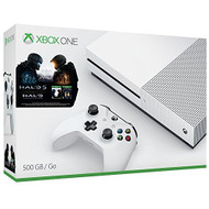 Xbox One S 500GB Console Halo Collection Bundle - ZZ686659