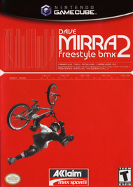 Dave Mirra Freestyle BMX 2 For GameCube - EE686766