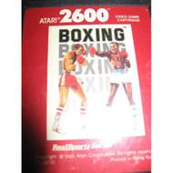 Realsports Boxing For Atari Vintage - EE686847