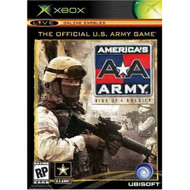 America's Army: Rise Of A Soldier For Xbox Original - EE686859