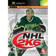 NHL 2K6 Xbox For Xbox Original Hockey - EE686865