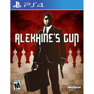 Alekhine's Gun PlayStation 4 For Nintendo DS DSi 3DS 2DS - EE687445