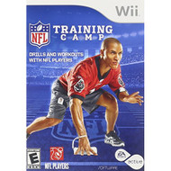 NFL Training Camp For Wii Football - EE687547