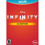 Disney Infinity 3.0 Standalone Game Disc Only For Wii U With Manual - EE687590