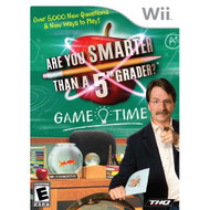 Are You Smarter Than A 5th Grader: Game Time For Wii And Wii U Trivia - EE688159