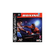 PlayStation Boxing For PlayStation 1 PS1 With Manual And Case - EE688240