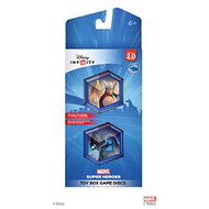 Disney Infinity: Marvel Super Heroes 2.0 Edition Toy Box Game Discs - EE688270